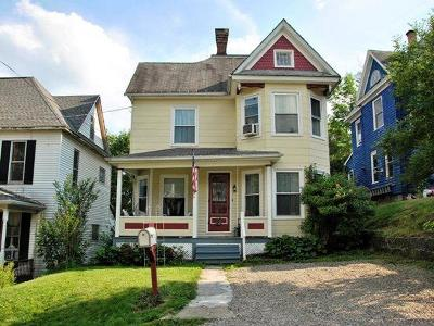 Bradford Single Family Home For Sale: 14 Sherman Street
