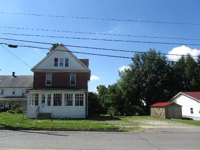 Kane PA Single Family Home For Sale: $45,000