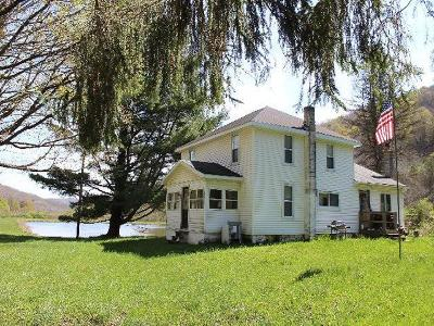 Potter County Single Family Home For Sale: 1099 Clara Road