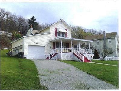 Emporium PA Single Family Home For Sale: $69,900