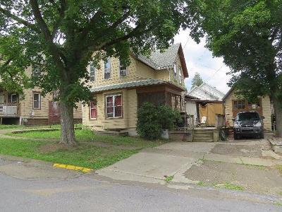 Bradford Single Family Home For Sale: 19 Pike Street