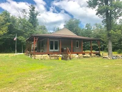 McKean County Camp For Sale: 16 Pine Drive Extension