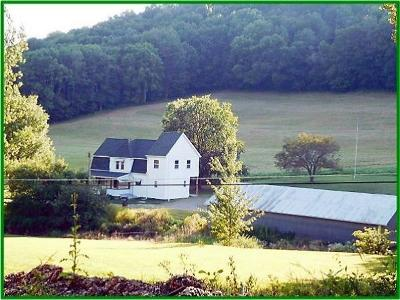 Farm For Sale: 245 Green Hollow Rd.