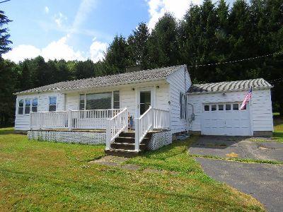 McKean County Single Family Home For Sale: 166 Skinner Creek