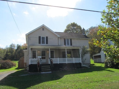 McKean County Single Family Home For Sale: 25 Rosehill Avenue