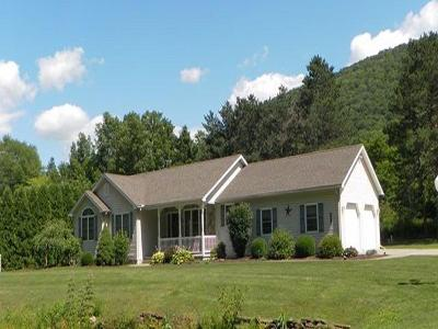 Cameron County Single Family Home For Sale: 13784 Route 120