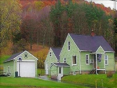 McKean County Single Family Home For Sale: 3310 Route 446