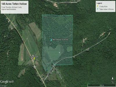 McKean County Residential Lots & Land For Sale: 93 Totten Hollow Road