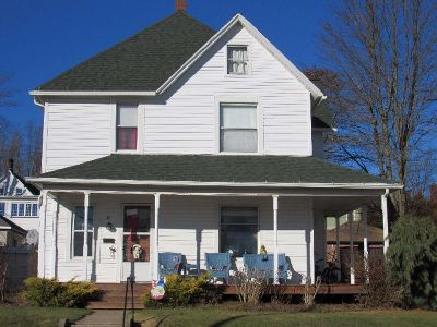 Kane PA Single Family Home For Sale: $58,000
