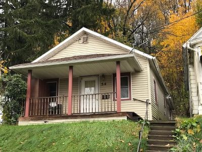 Bradford Single Family Home For Sale: 54 East Avenue