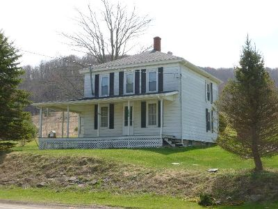 Smethport PA Single Family Home For Sale: $159,900
