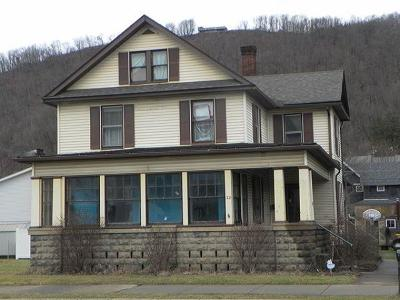 Cameron County Single Family Home For Sale: 32 West 4th Street