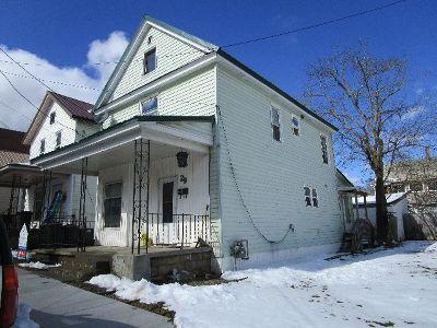 Bradford PA Single Family Home For Sale: $37,900
