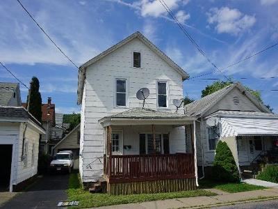 Bradford PA Single Family Home For Sale: $29,900