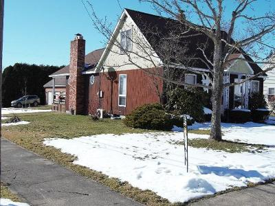 Single Family Home For Sale: 501 Tionesta Avenue