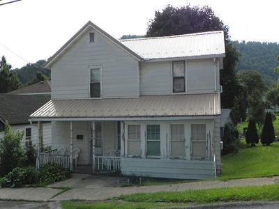 Emporium PA Single Family Home For Sale: $35,000