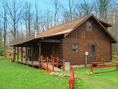 McKean County Single Family Home For Sale: 14 No Name Road