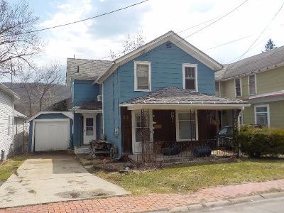 Bradford PA Single Family Home For Sale: $39,900