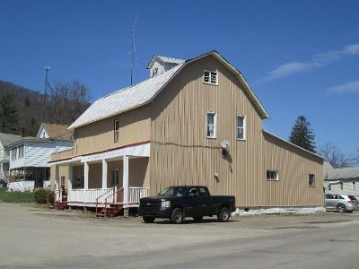 McKean County Commercial For Sale: 110 Hill Street
