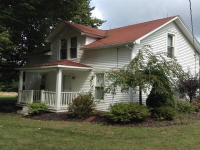 Mt. Jewett PA Single Family Home For Sale: $199,500