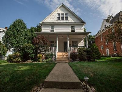 Single Family Home For Sale: 313 West Pine Ave