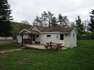 Lewis Run PA Single Family Home For Sale: $69,900