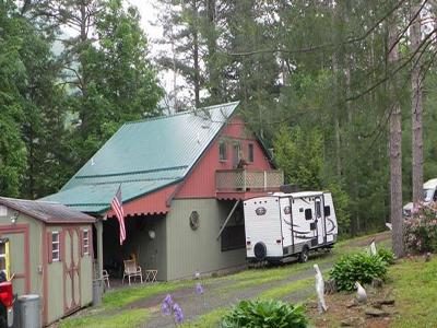 Cameron County Camp For Sale: 23976 Ccc Memorial Highway