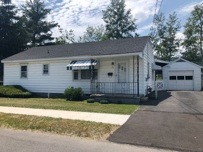Bradford PA Single Family Home For Sale: $74,900
