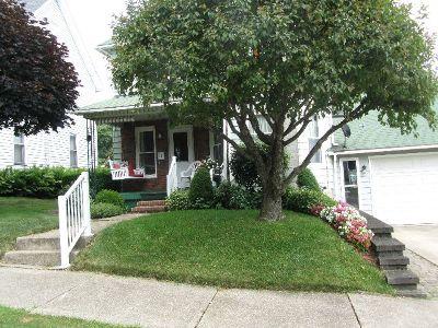 Single Family Home For Sale: 12 South Edgar