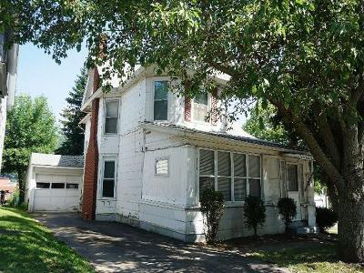 Bradford PA Single Family Home For Sale: $34,283