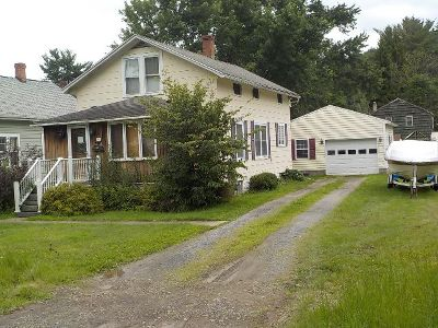 Bradford PA Single Family Home For Sale: $54,000