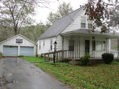 Single Family Home For Sale: 3211 Route 46