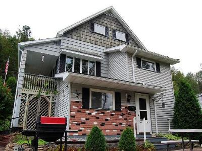 Hazel Hurst PA Single Family Home For Sale: $62,000