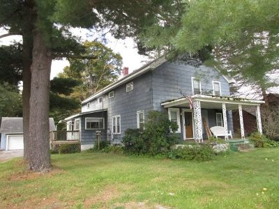 McKean County Single Family Home For Sale: 3530 Route 646