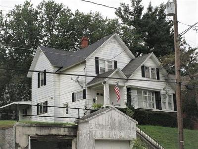 Bradford PA Single Family Home For Sale: $49,900