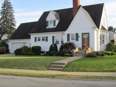 Bradford PA Single Family Home For Sale: $137,000