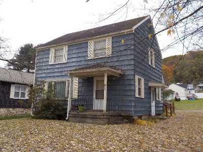 Bradford PA Single Family Home For Sale: $54,900