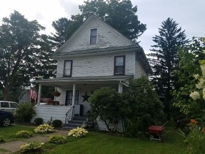 Potter County Single Family Home For Sale: 126 West Honeoye Street