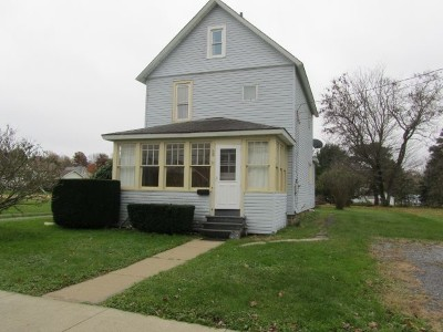 Kane PA Single Family Home For Sale: $39,500
