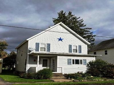 Port Allegany PA Single Family Home For Sale: $52,900