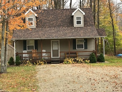 Cyclone PA Single Family Home For Sale: $109,900