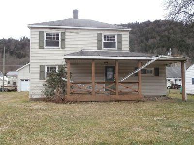 Emporium PA Single Family Home For Sale: $19,900