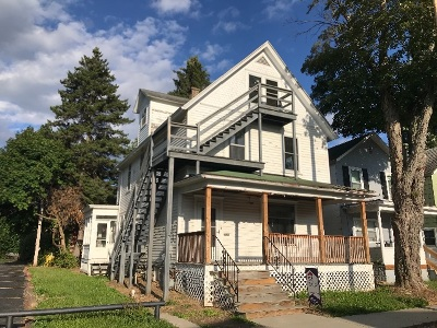 Bradford Single Family Home For Sale: 37 Bushnell Street