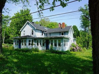Eldred PA Single Family Home For Sale: $89,000