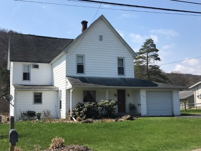 McKean County Single Family Home For Sale: 465 Interstate Parkway