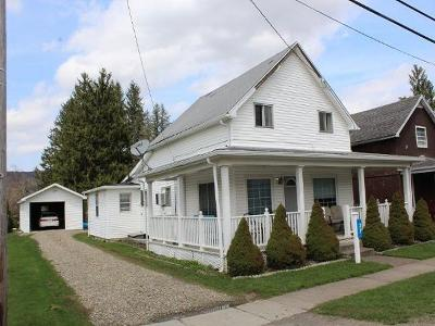 McKean County Single Family Home For Sale: 37 Main Street