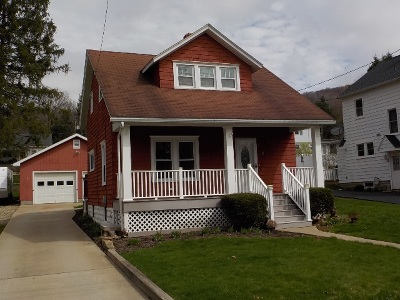Bradford Single Family Home For Sale: 6 Fiske Avenue
