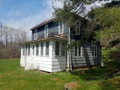 McKean County Single Family Home For Sale: 1098 Barnum Road