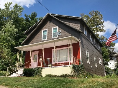 Bradford Single Family Home For Sale: 16 -18 Summer Street