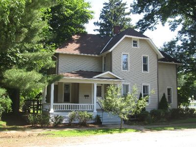Coudersport PA Single Family Home For Sale: $129,900